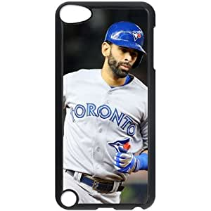 MLB IPod Touch 5 Black Toronto Blue Jays cell phone cases&Gift Holiday&Christmas Gifts NADL7B8826486