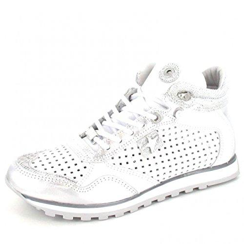 Cetti Sneaker Hoog, Kleur: Wit