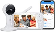 "Motorola Connect60 Video Baby Monitor - 5"" Parent Unit and 1080p Wi-Fi Viewing for Baby, Elderly, Pet - 2"
