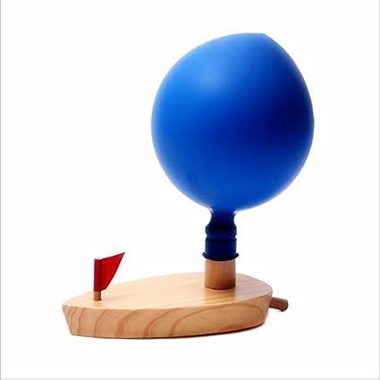 Globo Niño Desarrollado barco de madera tradicional Piscina juguete del baño