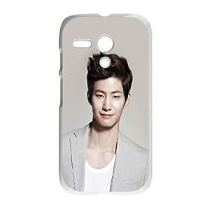 Motorola G Cell Phone Case White_he37 song jaerim kpop actor celebrity Aoeea