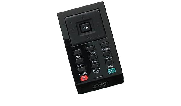 Acer VZ.JBU00.001 lámpara de mando a distancia: Amazon.es: Electrónica