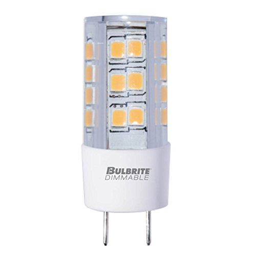 Bulbrite 770588 - LED4GY8/27K/120/D LED Bi Pin Halogen Replacements