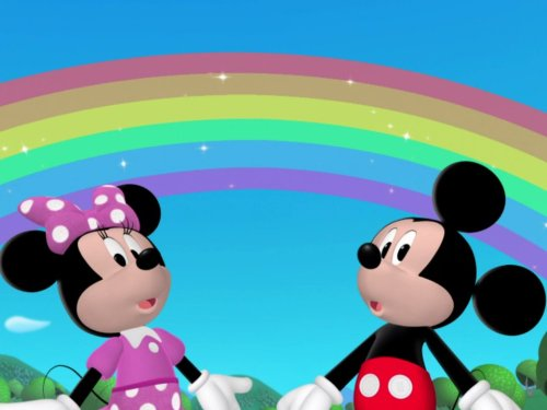 VHS : Minnie's Rainbow