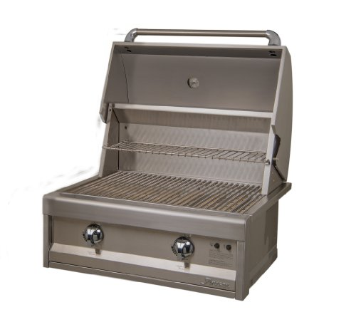 Artisan Grills AAE-26 40000 BTU Built-In Natural Gas Grill/BBQ, 26-Inch