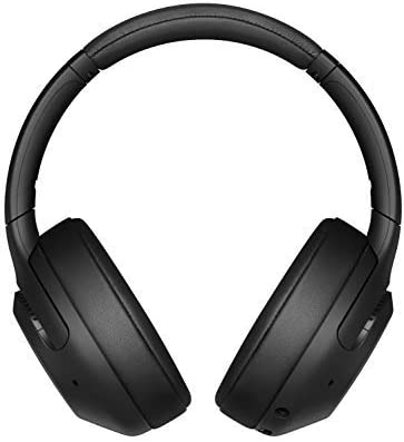 Sony WH-XB900N Extra Bass Wireless Noise Cancelling Headphones - Black