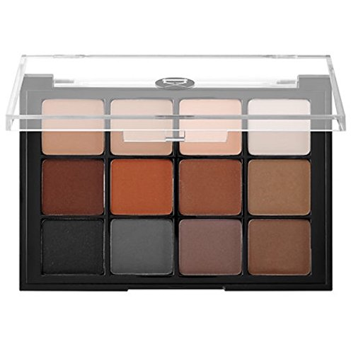 Viseart Eyeshadow Palette - Neutral Matte 01