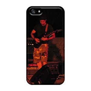 Shock Absorption Hard Cell-phone Cases For Iphone 5/5s With Custom Fashion Papa Roach Image PhilHolmes