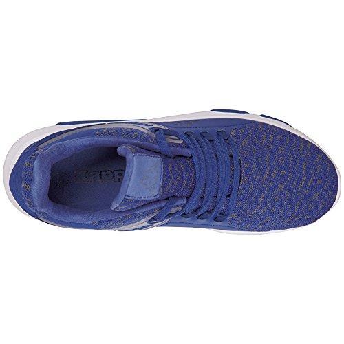 Grey Grey Adulto Blue 6016 6016 Azul Tackle Zapatillas Blue Unisex Kappa 0gq4xvOww1