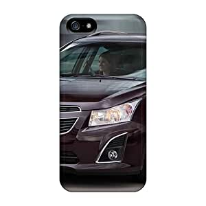 Johnlatisee Perfect Tpu Case For Iphone 5/5s/ Anti-scratch Protector Case (chevrolet Cruze Station Wagon 2013)
