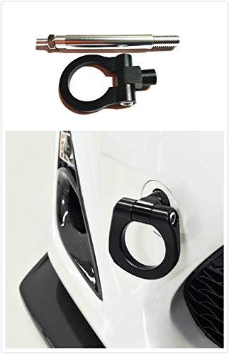 Vestian TK-CVB 2016 2017 2018 Camaro Racing Aluminum Tracking Sport Alloy CNC Tow Hook Fit for Chevy Camaro 6 Generantion Black