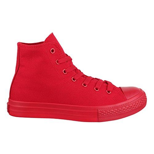 Tessile Sneaker Donna 36 Sport Top Scarpe Sneakers Scarpe Per High nbsp; Uomo Elara Unisex p5qwvv