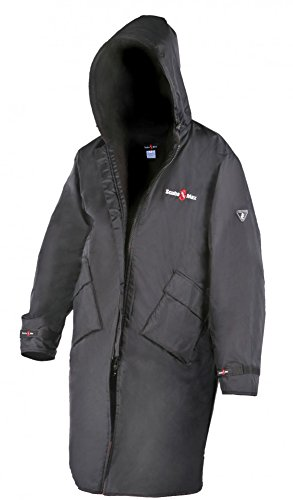 Scubamax Dive Parka Dive Parka with Hood and Polar Fleece Lining (Extra Large)