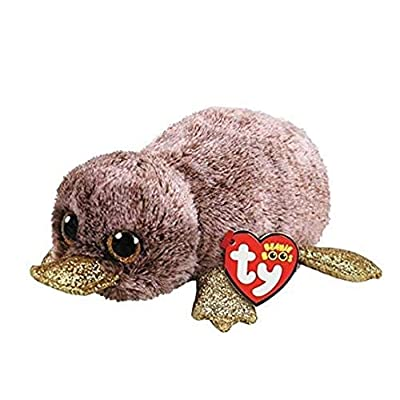 Ty Beanie Babies Perry The Platypus: Toys & Games