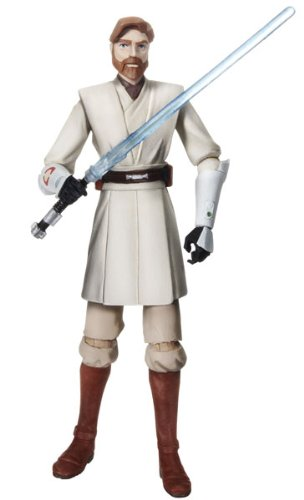 Star Wars: The Clone Wars CW40 Obi-Wan Kenobi 3.75 inch Action Figure