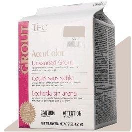 Susan Jablon Mosaics - TEC AccuColor Birch Unsanded Grout - 975lb