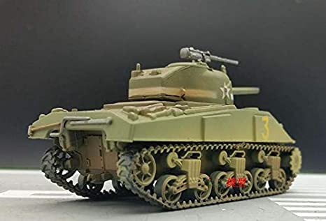 amazon com easy model wwii us m4 middle tank sherman 1st armored