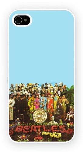 The Beatles Sgt Pepper cover, iPhone 6, Etui de téléphone mobile - encre brillant impression