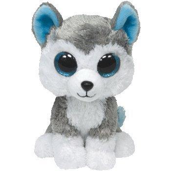 Ty Beanie Baby, Slush - The Husky
