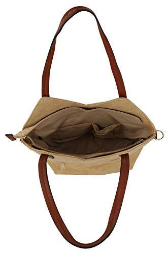 MKF V Farrow K Women Vivacious Brown Collection for Tote Mia by TqrwTAE