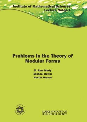 Problems In The Theory Of Modular Forms (Hindustan Book Agency)
