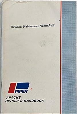 Piper Apache PA-23 Owner's Handbook