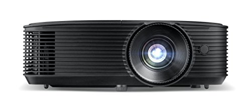 Optoma HD143X Affordable High Performance 1080p Home Theater Projector, 3000 Lumens, 3D Support, Long 12000 Lamp Life, for Indoor and Outdoor Movies, Built In Speaker (Cheap And Best Projector For Home Theater)