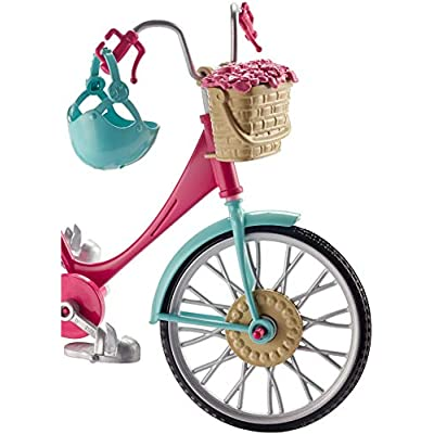 Barbie Bicycle: Toys & Games