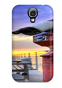 Galaxy S4 Case Cover Skin : Premium High Quality Locations Hermosa Beach Nature Locations Case