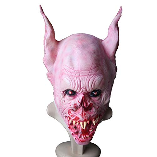 Latex Vampire Masks Halloween Party Costumes Decorative Masks]()