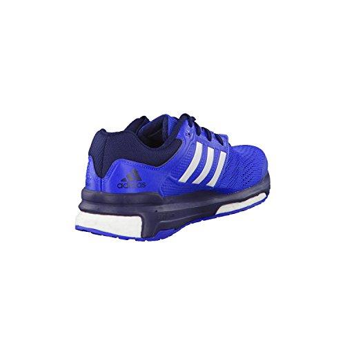 adidas Revenge Boost 2 M - Zapatillas de running para hombre Azul / Blanco / Azul marino