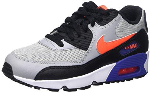 Air Gry Dst Prpl Ttl Scarpe 90 Dk Bambino GS Mesh Wlf Max Grigio Ginnastica Crmsn da Nike 4AgnPdqxaq