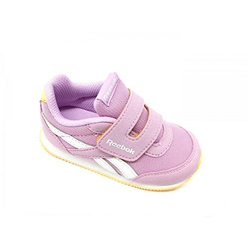 Reebok Mädchen Gymnastikschuhe Pink Moonglow/White Moonglow / White