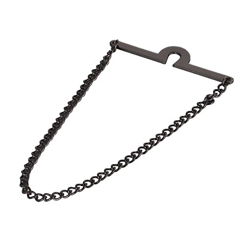 HOUSWEETY Mens Pinch Clip Chain
