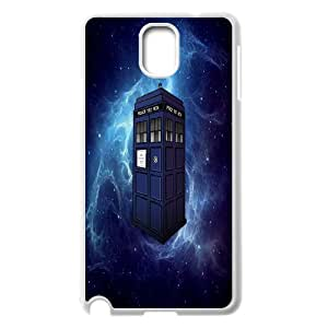 Dr Doctor Who Season Van Gogh Tardis Painting Rubber Case for Samsung Galaxy Note 3 Best Durable case AML193139