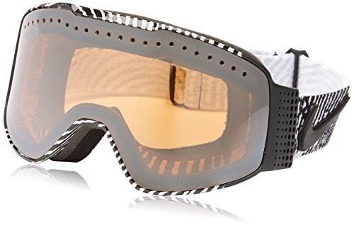 Ionized Goggles - Nike Fade Goggles, Halldor Frame, Ionized + Yellow Red Ion Lens