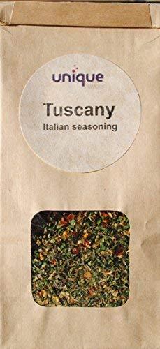 Tuscany Dressing Italian - Tuscany Italian seasoning 5 oz recyclable paper bag