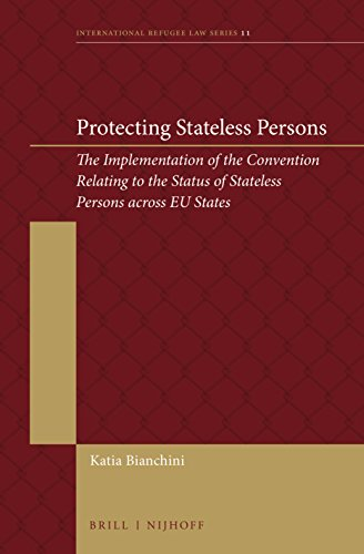 Protecting Stateless Persons: The Implementation of the Convention Relating to the Status of Stateless Persons Across Eu States