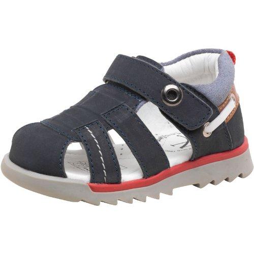 Norvic Infant - Mocasines para niño azul azul marino N/A, color gris, talla 23 UK 6 EUR 23: Amazon.es: Zapatos y complementos