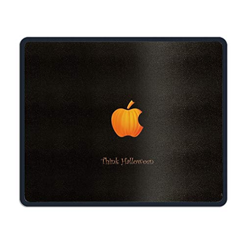 Halloween Mousepad Rectangle Non-Slip Rubber Custom Gaming Mouse -