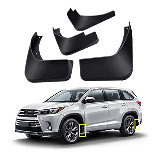 Mud Flaps Kit for