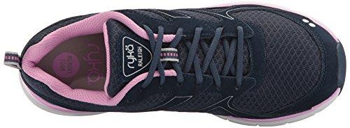 Raleigh Silver Women's Blue Lavendar Walking RYKA Shoes 5qP41TTx