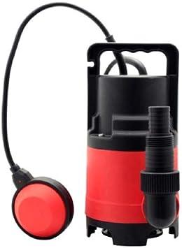 Bomba de agua sumergible, para jardín, para pozos 400 W 8000 l/h: Amazon.es: Bricolaje y herramientas