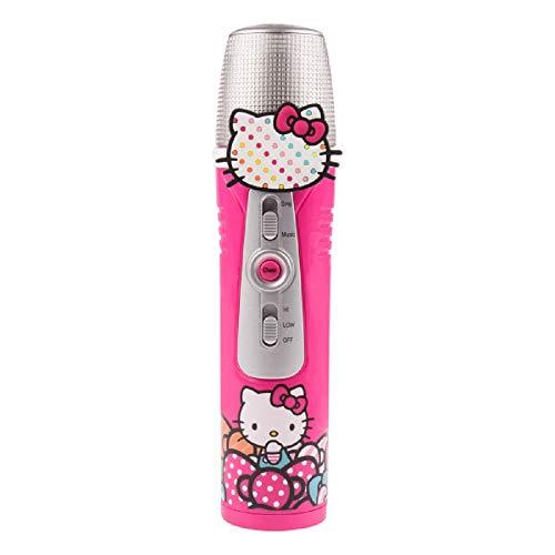 Hello Kitty Karaoke Microphone - Style May Vary