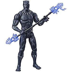 Avengers Marvel Black Panther 6″-Scale Marvel Super Hero Action Figure Toy