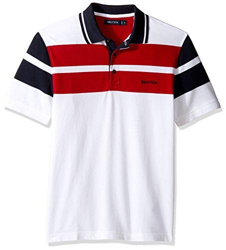 Nautica Classic Short Sleeve Stripe