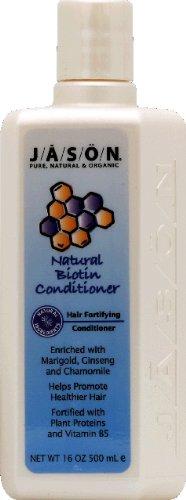 Restorative Biotin Conditioner Jason Natural Cosmetics 16 oz Liquid ()