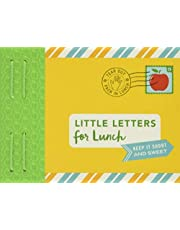 Little Letters for Lunch: Keep it short and sweet.