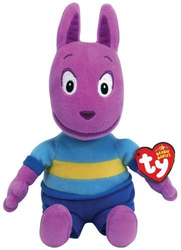 Ty Beanie Baby Austin Backyardigan by Ty