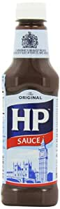 H P Sauce, 15-Ounce Plastic Bottles (Pack of 4) - Expiration Date Format (dd/mm/yy)